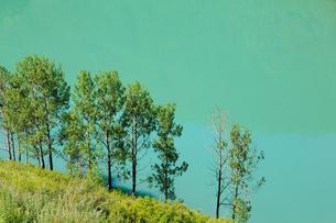 カナス自然保護景観区の月亮湾(Moon Bay)の写真素材 [FYI02672084]