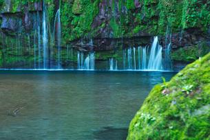 雄川の滝の写真素材 [FYI02672282]