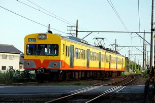 9月 三岐鉄道の写真素材 [FYI02672304]