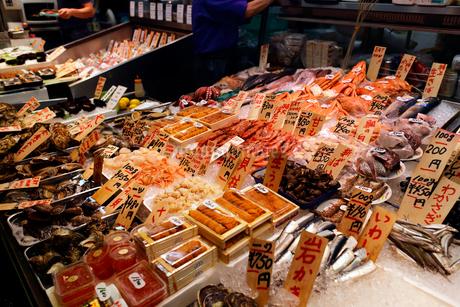 5月 京都の錦市場の写真素材 [FYI02672311]