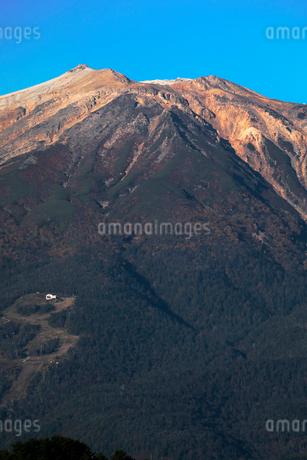 10月 秋の御嶽山の写真素材 [FYI02672363]