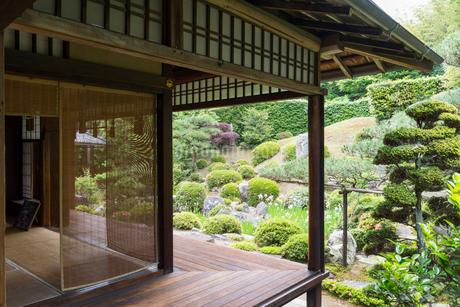 大角氏庭園の写真素材 [FYI02672388]