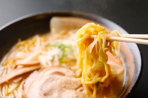 札幌味噌ラーメンの写真素材 [FYI02672452]