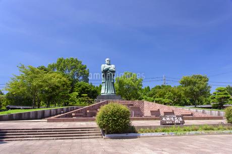 西郷公園の写真素材 [FYI02672500]