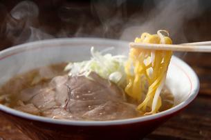 味噌チャーシュー麺の写真素材 [FYI02672618]