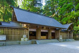 夏の天岩戸神社の写真素材 [FYI02672627]