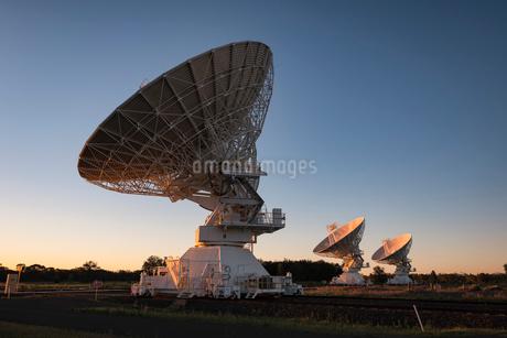 ポールワイルド天文台の電波望遠鏡の写真素材 [FYI02672628]
