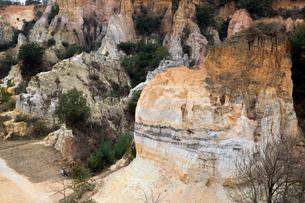 陸良彩色沙林(中国雲南省)の写真素材 [FYI02672642]