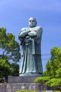 西郷隆盛像の写真素材 [FYI02672667]