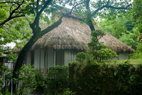 西郷隆盛謫居の家の写真素材 [FYI02672681]