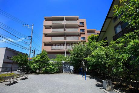 台あらかし公園の写真素材 [FYI02672983]