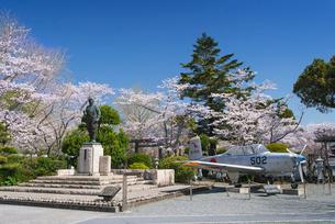 春の特攻平和公園の写真素材 [FYI02673106]