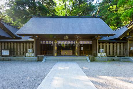 夏の天岩戸神社の写真素材 [FYI02673147]