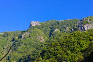 亀ケ丘の断崖の写真素材 [FYI02673190]