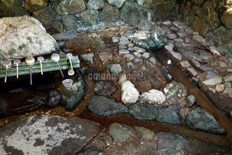 12月 若狭神宮寺-お水送りの寺-の写真素材 [FYI02673287]