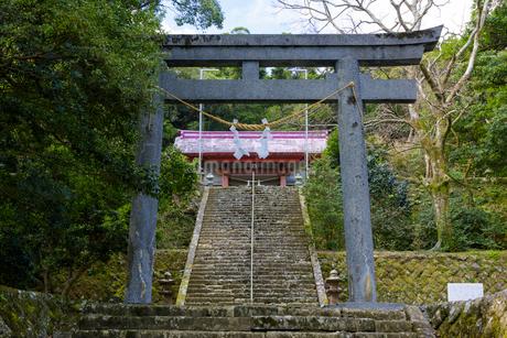 野間神社の写真素材 [FYI02673291]