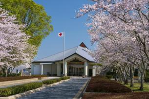 春の特攻平和公園の写真素材 [FYI02673326]