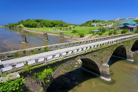 浜田橋の写真素材 [FYI02673410]
