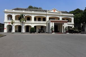 ベトナム軍事歴史博物館の写真素材 [FYI02673749]
