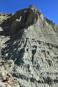 ジョン・デイ化石層国定公園のシープ・ロック・ユニットの写真素材 [FYI02673935]