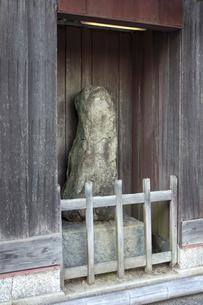 歌行灯の碑の写真素材 [FYI02673990]
