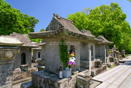 小松帯刀墓所の写真素材 [FYI02674189]