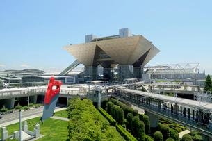 東京ビッグサイトの写真素材 [FYI02674293]