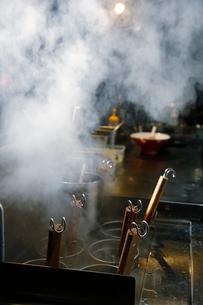 ラーメン店厨房のイメージ写真の写真素材 [FYI02674410]