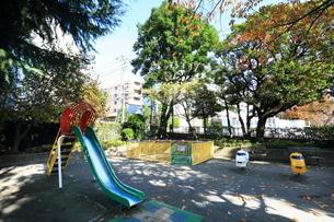 鹿島庚塚児童遊園の写真素材 [FYI02674481]