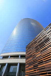 ポルタ・ヌオーヴァ地区の高層ビルの写真素材 [FYI02674488]