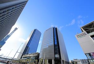 ささしまライブ24地区の高層ビル群の写真素材 [FYI02674526]