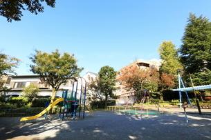 鹿島庚塚児童遊園の写真素材 [FYI02674551]