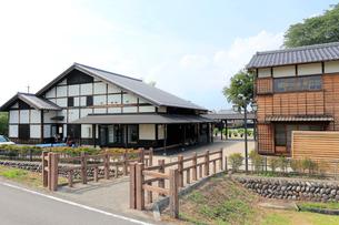 太田宿中山道会館の写真素材 [FYI02674569]