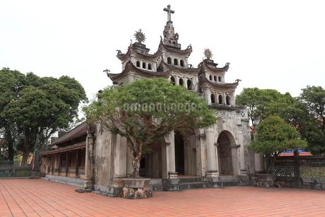 ファットジェム教会のキリストの心教会の写真素材 [FYI02674596]