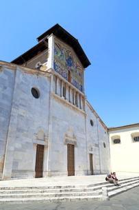 サン・フレディアーノ聖堂の写真素材 [FYI02674722]