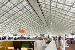シャルル・ド・ゴール2Eターミナルの写真素材 [FYI02674814]