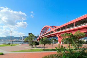 神戸大橋の写真素材 [FYI02674887]