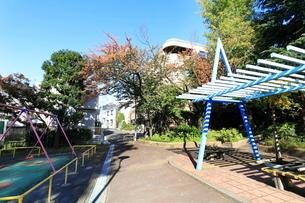 鹿島庚塚児童遊園の写真素材 [FYI02674935]