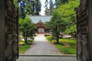 比叡山延暦寺浄土院の写真素材 [FYI02674951]