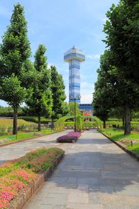 木曽三川公園センターの写真素材 [FYI02675050]
