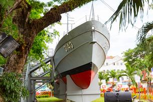 マラッカ 海軍博物館の写真素材 [FYI02675168]