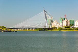 スリ・ワワサン橋の写真素材 [FYI02675238]