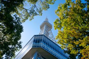 名古屋テレビ塔の写真素材 [FYI02675241]