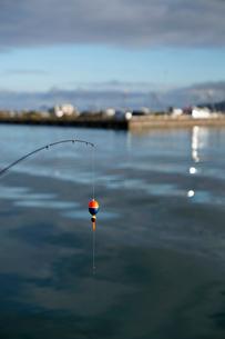 魚釣りのイメージ写真の写真素材 [FYI02675245]