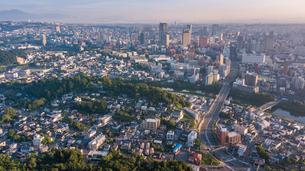 仙台の街並みの写真素材 [FYI02675381]