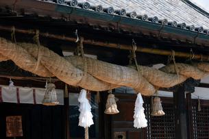 阿智神社の写真素材 [FYI02675405]