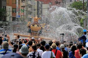 深川八幡祭りの写真素材 [FYI02675417]
