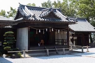 阿智神社の写真素材 [FYI02675469]