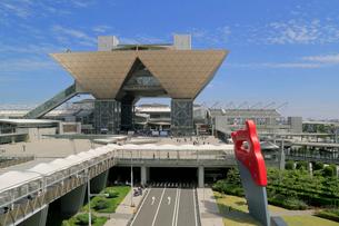 東京ビッグサイトの写真素材 [FYI02675488]