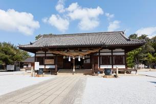 阿智神社の写真素材 [FYI02675510]